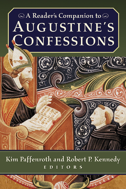 st.augustine confession essay In augustine's confessions, he confesses many things of which we are all guilty the greatest of which is his sadness of not having a relationship with god earlier in his life.