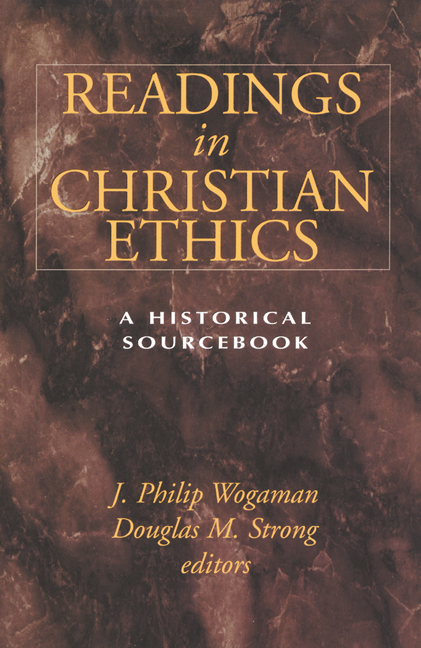 research papers on christian ethics