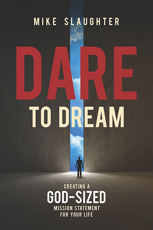 Dare To Dream Paper Mike Slaughter Thethoughtfulchristian