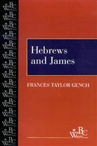 Hebrews and James