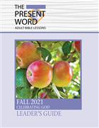 The Present Word Leader's Guide Large Print Fall 2021