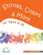 Growing in Grace and Gratitude Ages 8-10, Stories, Colors & More