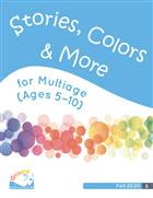 Growing in Grace & Gratitude Ages 5-10 (Multiage), Stories, Colors & More