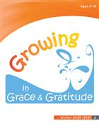 Growing in Grace & Gratitude Ages 8-10, Leader's Material