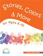 Growing in Grace & Gratitude Ages 8-10, Stories, Colors & More