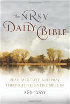 The NRSV Daily Bible (Paperback)