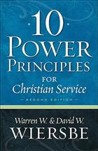 10 Power Principles for Christian Service