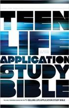 NLT Teen Life Application Bible