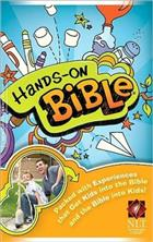 NLT Hands-On Bible