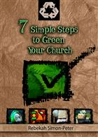 Seven Simple Steps to Green Your Church