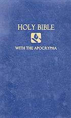 NRSV Pew Bible w/ Apocrypha (Black)