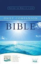 Common English Bible - Daily Companion