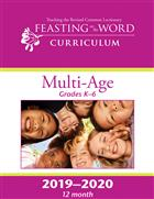2019-20 Multi-Age (Grades 1-6) 12 Month Printed Format