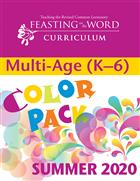 2019-20 Multi-Age Additional Color Pack for 12 Month