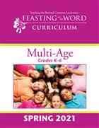 Multi-Age (Grades 1-6) Spring 2021 Printed Format