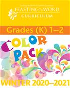 2020-2021 Winter K-2 Additional Color Pack