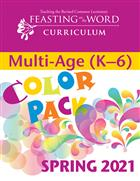 Multi-Age Additional Color Pack Spring 2021