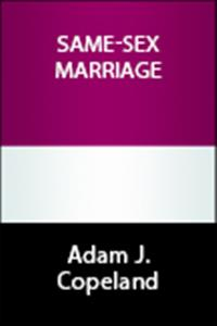 This Christian Bible study for teens and youth helps aid discussion of ■homosexuality and same-sex marriage of lesbians and gays.