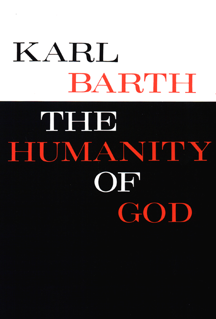 karl barth term paper