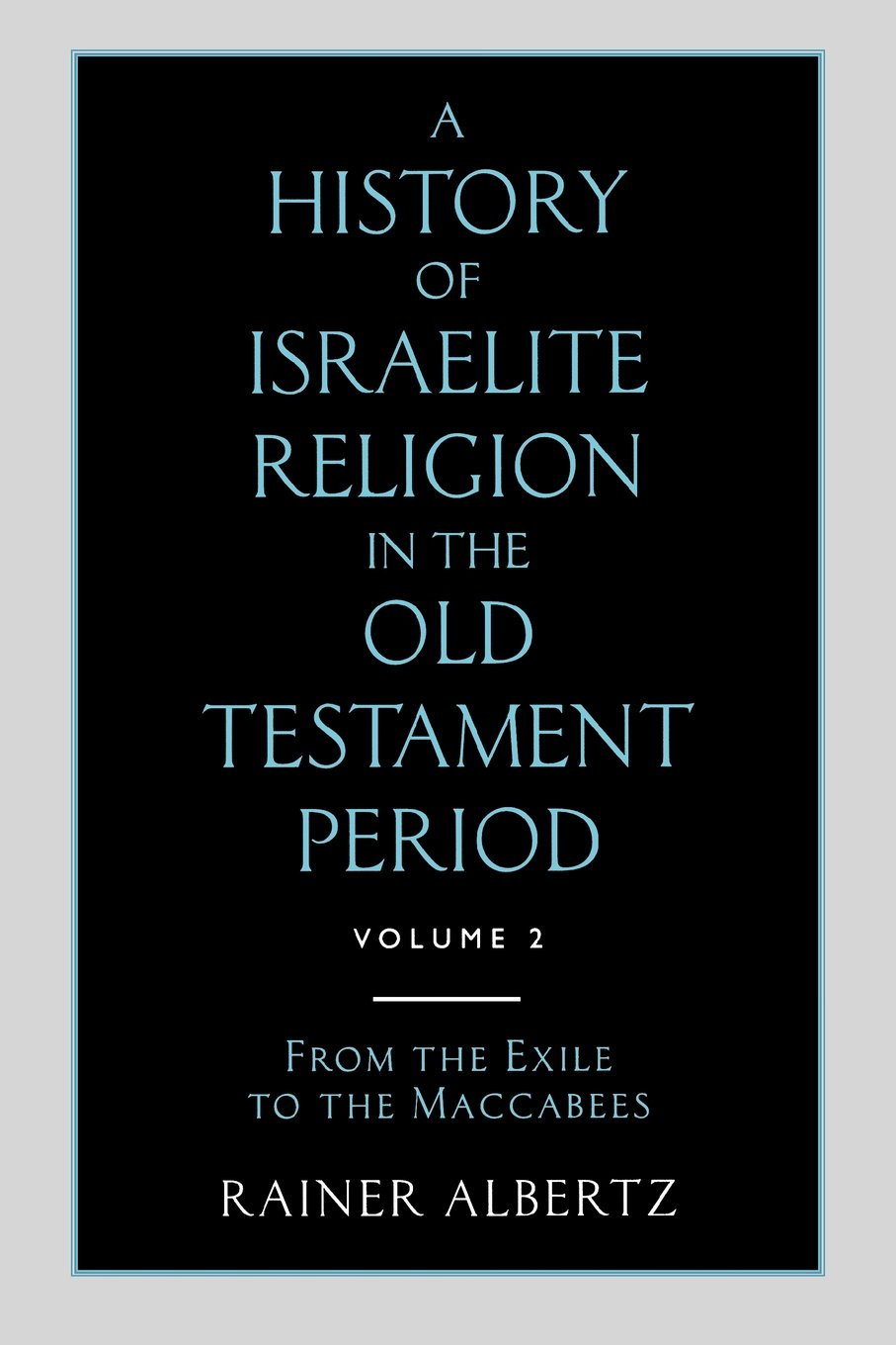 essays on old testament history and religion Read this religion research paper and over 88,000 other research documents old testament the old testament is a compilation, and like every compilation it has a wide variety of contributors who, in turn.