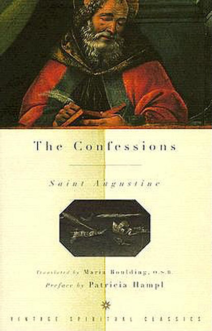 a literary analysis of st augustine confessions Read analysis of the confessions of st augustine free essay and over 88,000 other research documents analysis of the confessions of st augustine in the.